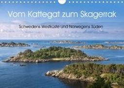 Vom Kattegat zum Skagerrak (Wandkalender 2020 DIN A4 quer)