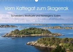 Vom Kattegat zum Skagerrak (Wandkalender 2020 DIN A3 quer)