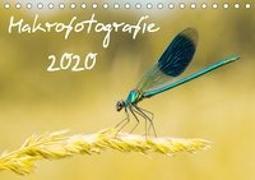 Makrofotografie Kalender 2020 (Tischkalender 2020 DIN A5 quer)