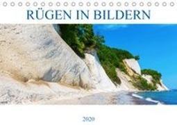 Rügen in Bildern (Tischkalender 2020 DIN A5 quer)