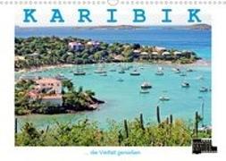 KARIBIK - die Vielfalt genießen (Wandkalender 2020 DIN A3 quer)