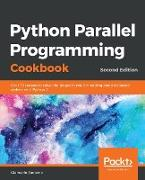 Python Parallel Programming Cookbook- Second Edition