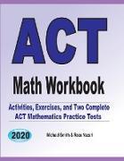 ACT Math Workbook