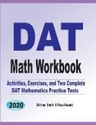 DAT Math Workbook