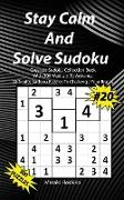 Stay Calm And Solve Sudoku #20