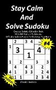 Stay Calm And Solve Sudoku #4