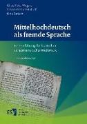 Mittelhochdeutsch als fremde Sprache