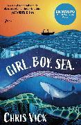 Girl. Boy. Sea