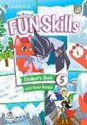 Fun Skills Level 5 Student's Book with Home Booklet and Downloadable Audio