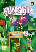 Fun Skills Level 2 Student's Book with Home Booklet and Downloadable Audio