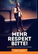 Mehr Respekt bitte!
