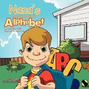 Nana's Backyard Alphabet