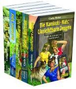 Die Kaminski-Kids-Paket 2 (Band 6-10 Taschenbuchausgaben)