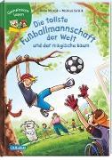 Gemeinsam lesen: Die tollste Fußballmannschaft der Welt und der magische Baum