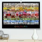 Colours(Premium, hochwertiger DIN A2 Wandkalender 2020, Kunstdruck in Hochglanz)
