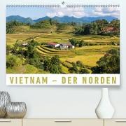 Vietnam - Der Norden(Premium, hochwertiger DIN A2 Wandkalender 2020, Kunstdruck in Hochglanz)