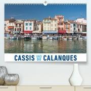 Cassis und die Calanques(Premium, hochwertiger DIN A2 Wandkalender 2020, Kunstdruck in Hochglanz)
