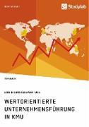Wertorientierte Unternehmensführung in KMU
