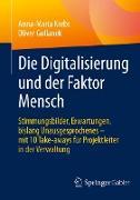Die Digitalisierung und der Faktor Mensch