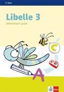 Libelle 3 Sprachbuch. Arbeitsheft grün