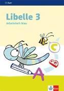 Libelle 3 Sprachbuch. Arbeitsheft blau