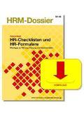 HR-Checklisten und HR-Formulare