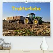 Traktorliebe (Premium, hochwertiger DIN A2 Wandkalender 2020, Kunstdruck in Hochglanz)