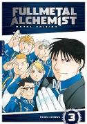 Fullmetal Alchemist Metal Edition 03