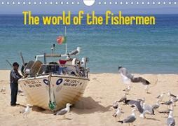 The world of the fishermen (Wall Calendar 2020 DIN A4 Landscape)