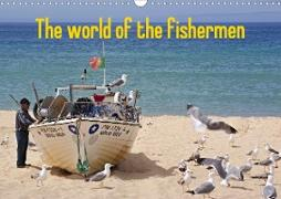 The world of the fishermen (Wall Calendar 2020 DIN A3 Landscape)