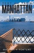 Text Me from Manhattan