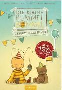 Die kleine Hummel Bommel - Geburtstagssticker