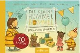 Die kleine Hummel Bommel - Einladungskarten