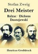 Drei Meister (Großdruck)