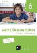 mathe.delta 6 NRW Klassenarbeiten