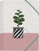 Plant it - Love it! Mini-Sammelmappe Motiv Grüner Alltag