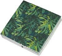 Plant it - Love it! Papierservietten Motiv Philodendron