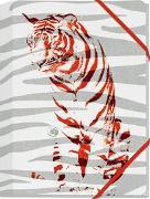 Save the Tiger Mini-Sammelmappe Motiv Roter Tiger