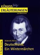 Deutschland. Ein Wintermärchen von Heinrich Heine
