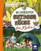 Wildkräuter-Outdoorküche für Kinder