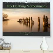Mecklenburg Vorpommern - Wasser und Meer (Premium, hochwertiger DIN A2 Wandkalender 2020, Kunstdruck in Hochglanz)