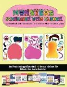Aktivitätsbücher für Kleinkinder für Kinder im Alter von 2 bis 4 Jahren