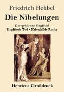 Die Nibelungen (Großdruck)