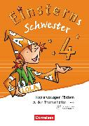 Einsterns Schwester - Sprache und Lesen - Ausgabe 2015. 4. Schuljahr - Kopiervorlagen Fördern