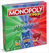 Junior Monopoly Pyjamasques