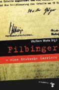 Filbinger - eine deutsche Karriere
