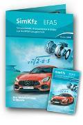 SimKFZ EFA5 - 30er-Mehrfachlizenz - Freischaltcode auf Keycard