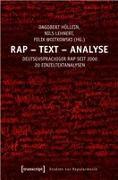 Rap - Text - Analyse