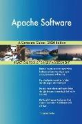 Apache Software A Complete Guide - 2020 Edition