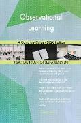 Observational Learning A Complete Guide - 2020 Edition